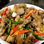 徐州干煸鸡
