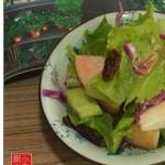 蔬果沙拉:元气早餐开启的新一天