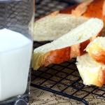 酸奶哈斯面包