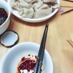猪肉芹菜饺子