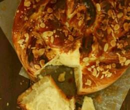香草杏仁面包