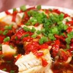 剁椒蒸草魚