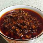 香辣香菇牛肉酱