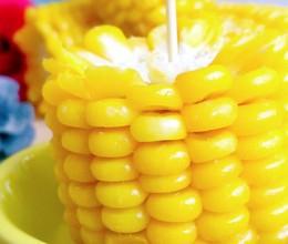 家庭版奶香玉米