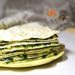鲜香韭菜馅饼