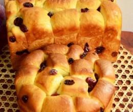 淡奶油手撕面包