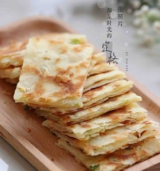 香酥千层饼