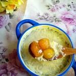 红薯芋圆甜酒冲鸡蛋