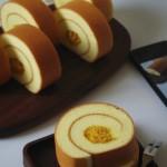 日式棉花肉松蛋糕卷