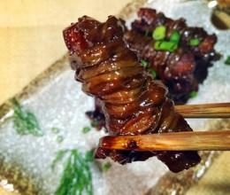 干豇豆烧肉