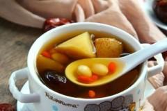 红枣甘蔗秋梨水