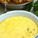 白嫩玉米雞蛋羹
