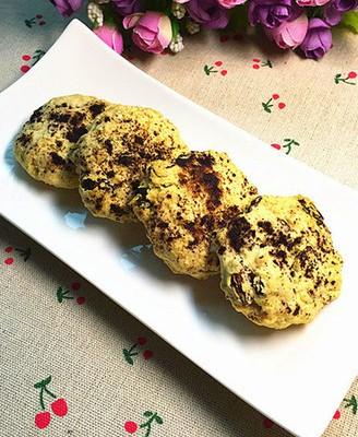 红提燕麦小饼干