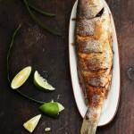 泰式香茅烤鱼#美的嵌入式烤箱#