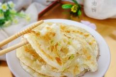 油酥葱油饼