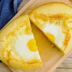 韩国街头鸡蛋面包 | 太阳猫早餐
