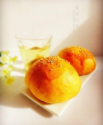 火龙果面包