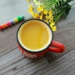 胡萝卜燕麦苹果汁