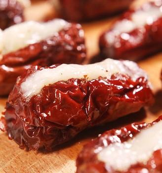 香甜可口的糯米红枣