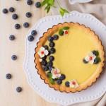 蓝莓奶酪塔#九阳#