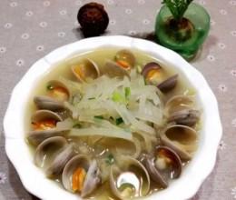 银丝烧蛤蜊