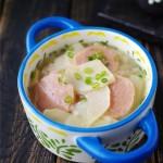 笋片火腿汤