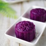 豆沙紫薯糕#九阳#
