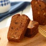 红糖红枣磅蛋糕#九阳#