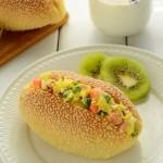 土豆沙拉包#九阳#