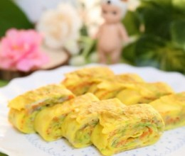 厚蛋烧  宝宝健康食谱