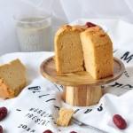 黑糖红枣蛋糕#九阳#