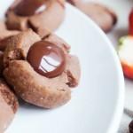 巧克力拇指饼干#九阳#