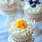 水果奶油蛋糕杯#九阳#