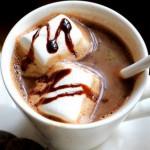 豆奶热巧克力#九阳#