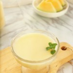 哈密瓜酸奶汁#九阳#