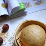 红枣燕麦馒头#九阳#