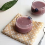 紫薯小米營養米糊#九陽#