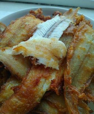香炸锅贴鱼