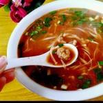 酸爽开胃汤