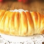 酸奶蜜豆面包