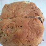 堅果吐司面包