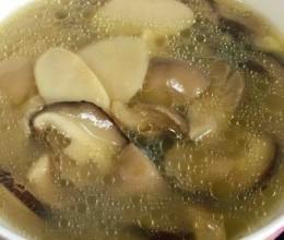 鲜香蘑菇汤