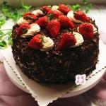 草莓也能做出黑森林