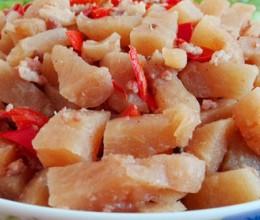 红烧柚子皮