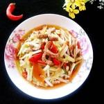 韭黄炒猪腰