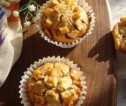 苹果枫糖玛芬蛋糕
