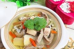 猪腰瘦肉汤