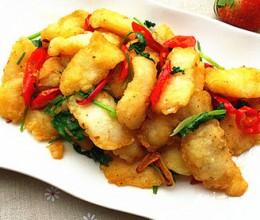 香酥龙利鱼片