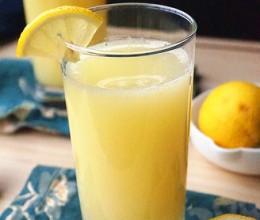 冰糖柠檬汁