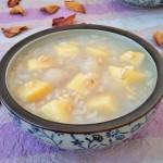 苹果燕麦粥